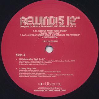 V.A. / Rewind! 5 12