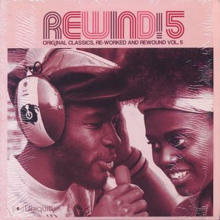 V.A. / Rewind! 5 front