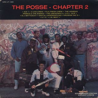 V.A. / The Posse Chapter 2 front