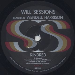 Will Sessions / Kindred c/w Polyester People