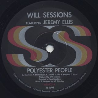 Will Sessions / Kindred c/w Polyester People back