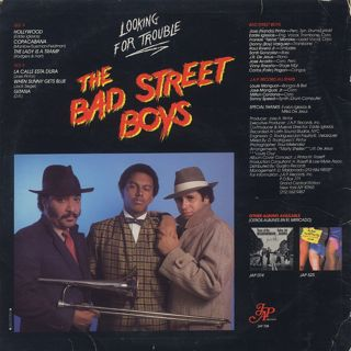 Bad Street Boys / Looking For Trouble back