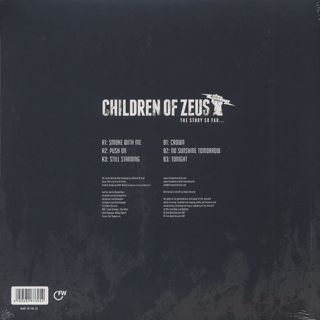 Children Of Zeus / The Story So Far back