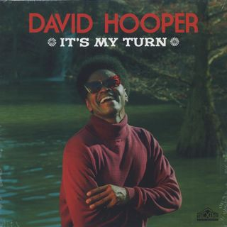 David Hooper / It's My Turn front