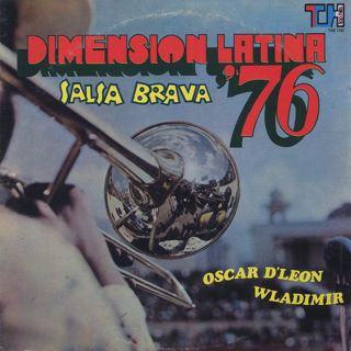 Dimension Latina '76 / Salsa Brava