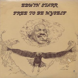 Edwin Starr / Free To Be Myself front