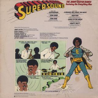 Jimmy Castor Bunch / Supersound back