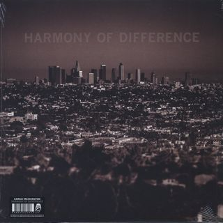 Kamasi Washington / Harmoney Of Difference back