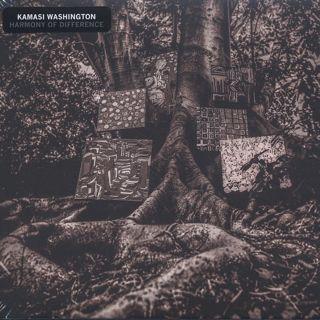 Kamasi Washington / Harmoney Of Difference (CD)
