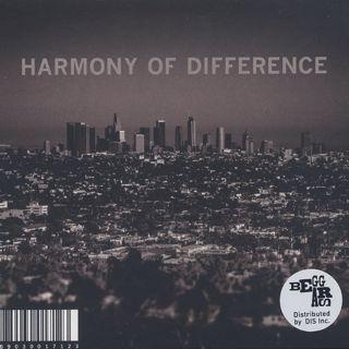 Kamasi Washington / Harmoney Of Difference (CD) back