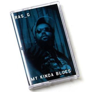 Ras G / My Kinda Blues (Cassette) front