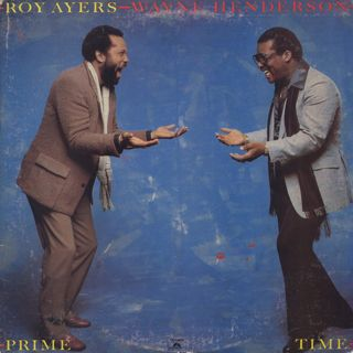 Roy Ayers Wayne Henderson / Prime Time front