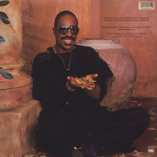Stevie Wonder / In Square Circle back