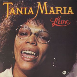 Tania Maria / Live front