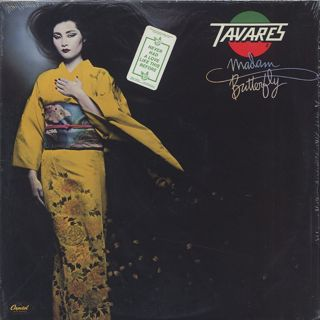 Tavares / Madam Butterfly front