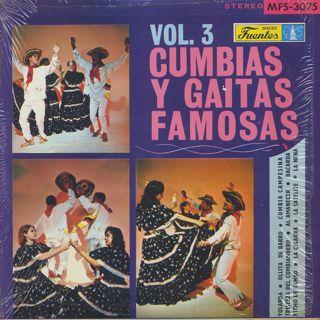 V.A. / Cumbias Y Gaitas Famosas De Colombia Vol. 3