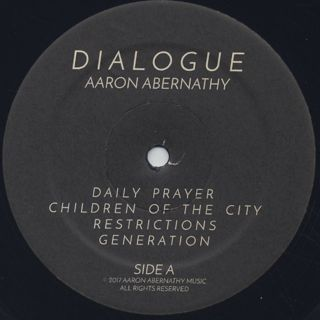 Aaron Abernathy / Dialogue label