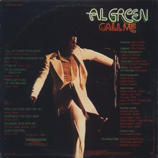 Al Green / Call Me back