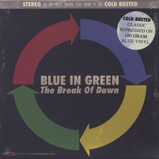 Blue In Green / The Break Of Dawn front