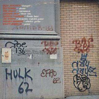 Blue Mitchell / Graffiti Blues back