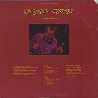 Cal Tjader / Guarabe back