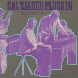 Cal Tjader / Plugs In front