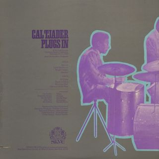 Cal Tjader / Plugs In back