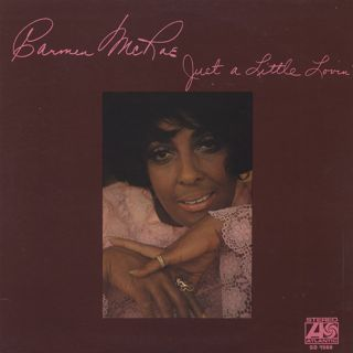 Carmen McRae / Just A Little Lovin