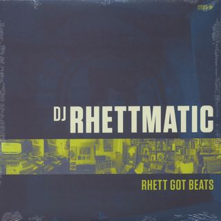 DJ Rhettmatic / Rhett Got Beats front