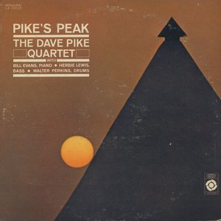 Dave Pike Quartet / Pike's Peak front