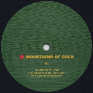 Everything Is Recorded / Mountains Of Gold label