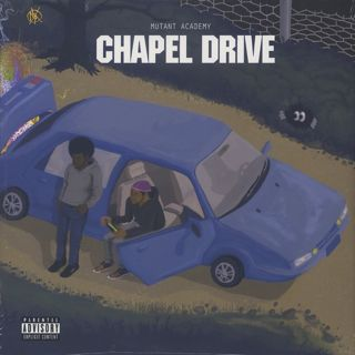Fly Anakin & Koncept Jack$On / Chapel Drive front
