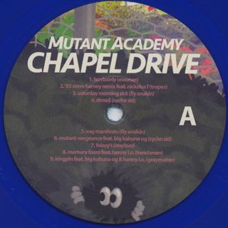 Fly Anakin & Koncept Jack$On / Chapel Drive label