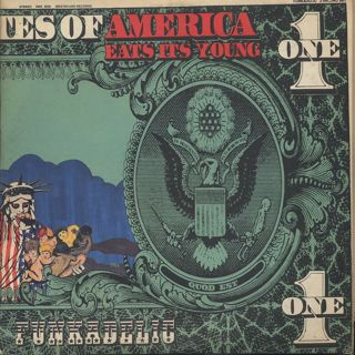 Funkadelic / America Eats Its Young front