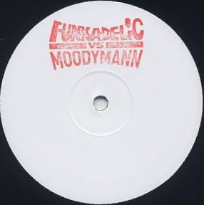 Funkadelic Vs Moodymann ‎/ Cosmic Slop(Moodymann Mix) c/w Let's Make It Last (Kenny Dixon Jr Edit)