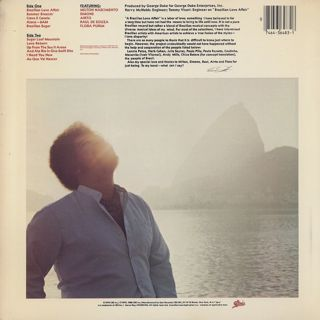 George Duke / A Brazilian Love Affair back
