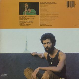 Gil Scott-Heron / Real Eyes back