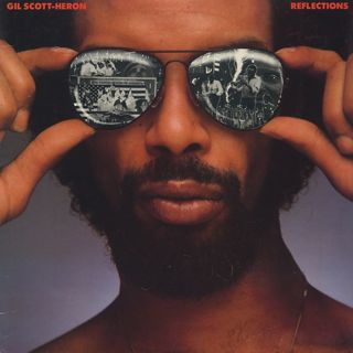 Gil Scott-Heron / Reflections front