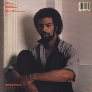 Gil Scott-Heron / Reflections back