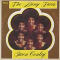 Gwen Conley / The Many Faces (VG+)-1