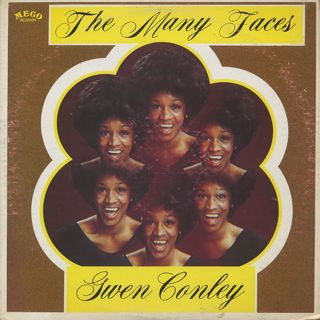 Gwen Conley / The Many Faces (VG+)