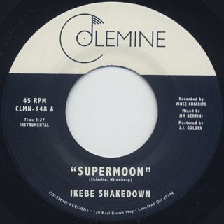 Ikebe Shakedown / Supermoon