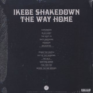 Ikebe Shakedown / The Way Home back