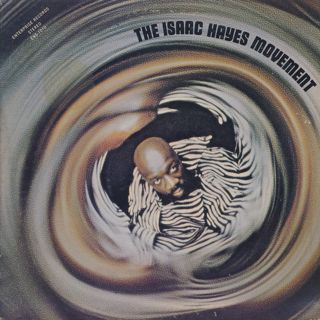 Isaac Hayes / The Isaac Hayes Movement front