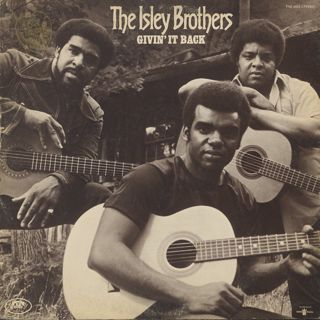 Isley Brothers / Givin' It Back front