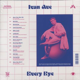 Ivan Ave / Every Eye back