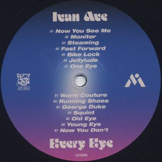 Ivan Ave / Every Eye label