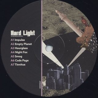 Kazumi Kaneda / Hard Light label