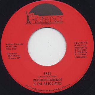 Keither Florence & The Associates / Future back