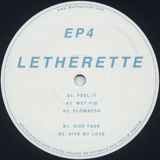 Letherette / EP4 front